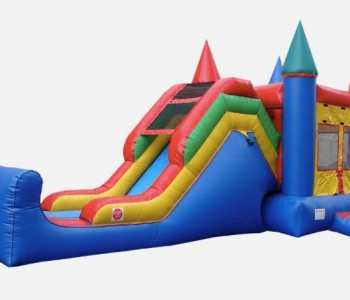 Backyard Jump and Slide(Wet or Dry)