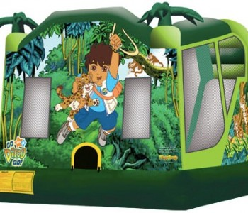 Go Diego Combo Bouncer