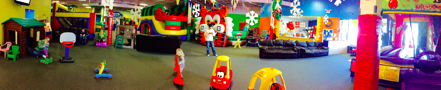 indoor bounce house virginia beach